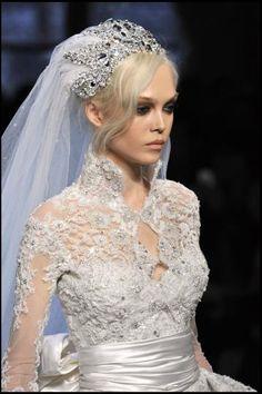 White Chocolate Wedding Dress, by Scott Corridan, Spring 2009 ...
