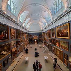 Classical Interior Design, Connecticut, Art Museum, Architecture, Instagram, Arquitetura, Museum Of Art, Architecture Design