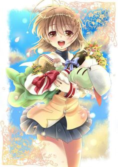 The 99 Best Clannad Images On Pinterest