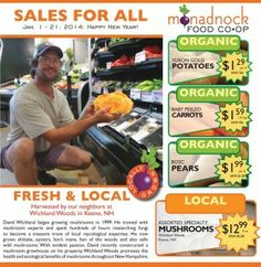 Jan A Sales for All features Wichland Woods in Keene, NH #MBuyLocal
