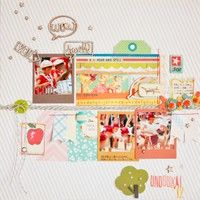 A Project by Kyoko Kobayashi from our Scrapbooking Gallery originally submitted 01/17/13 at 09:40 PM