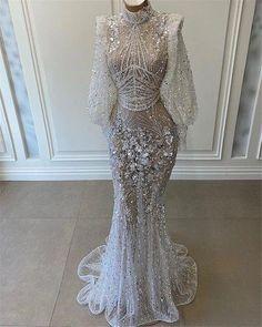 Evening Dresses For Weddings, Mermaid Evening Dresses, Evening Gowns, Fancy Wedding Dresses, Gala Dresses, Event Dresses, Formal Dresses, Pretty Dresses, Beautiful Dresses