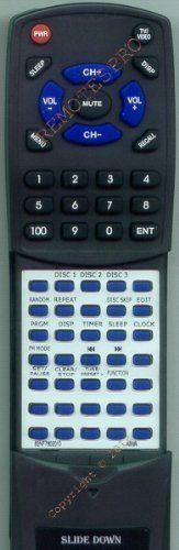 AIWA Replacement Remote Control for 82NF7602010, CXN3150, CXN3200U, CXNA303, CXNA303U by Redi-Remote. $39.95. This is a custom built replacement remote made by Redi Remote for the AIWA remote control number 82NF7602010. *This is NOT an original  remote control. It is a custom replacement remote made by Redi-Remote*  This remote control is specifically designed to be compatible with the following models of AIWA units:   82NF7602010, CXN3150, CXN3200U, CXNA303, CXNA3...