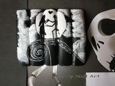 Concours Tim Burton https://www.facebook.com/pages/Anny-nails-art-anny-lamande/551388051583198