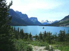"""Glacier National Park, Montana (If you don't like hiking, you are out of luck here.  The beauty in this park is best viewed and enjoyed along the many, many, many miles of hiking trails. Go off on some of the lesser used trails to really get a real sense of """"oneness"""". Love this park, but it takes time and energy to visit, not a drive through experience.)"""