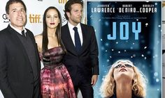 Jennifer Lawrence features in the poster for David O. Russell's Joy