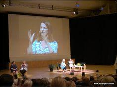 Lorna Byrne in Helsinki 2012, angels, enkeleitä onko heitä?