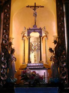 Capilla de San Vicente de Paul - San Gil - Santander - Colombia
