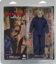 Image Gallery Reveals Full Look at NECA's Imposter Jason Voorhees Toy - iHorror Horror Monsters, Scary Monsters, Horror Icons, Horror Films, Friday The 13th Toys, Horror Action Figures, Jason Friday, Latest Horror Movies, Marvel Games