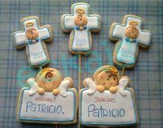galletas bautizo - Buscar con Google