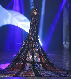Michael Cinco Fashion Show - Dubai Fashion Week Spring Summer Collection 2016