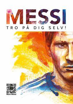 """""""Messi"""" er en bog for alle de glade fodboldentusiaster rundt omkring i verden. Vi får hele historien om den levende og stadigt aktive fodboldlegende, der voksede op under trange kår, men alligevel formåede at slå internationalt igennem. Vi kommer helt ind under huden på ham og hans liv; bl.a. ved hjælp af familie, kolleger og venner, der har medvirket talrigt til denne bog."""