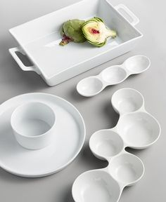 The Cellar - Whiteware Serveware & Accessories Serveware Accessories, Appetizer Plates, Floor Care, Vegetable Bowl, Baby Boy Gifts, Kitchen Items, Toys For Girls, Different Shapes, Home Buying