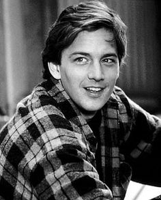 Andrew McCarthy, one of the 80's hottest actors.
