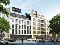 This project is a great opportunity for homebuyers, as well as for investors. Two high-end buildings are currently being constructed in Berlin's most demanded and exquisite street. High-end, classic materials used in the construction of these apartments ensure a timelessly elegant fit-out.  http://www.rubinarealestate.com/en/find-a-property?view=property=53