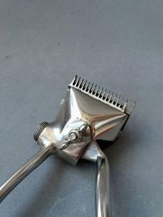 Vintage Hair Cut Trimmer Mechanical Hair Cut Barbershop Decor   Etsy Vintage Metal, Vintage Items, Copper Candle Holders, Hair Cutter, Barber Shop Decor, Diy Haircut, Vintage Hairstyles, Barbershop, Candlesticks