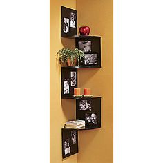 Corner Photo Shelf from Home at Five®