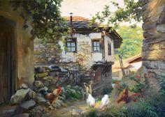 Bozhidar Chantarski [Arşiv] - Sanat Yelpazesi www.sanatyelpazesi.com