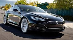 Tesla S - from now my favourite car
