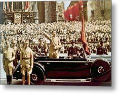 Adolf Hitler during the Reichsparteitag in Nuremberg, 1938 Nuremberg Rally, Operation Barbarossa, German People, Germany Ww2, The Third Reich, World War Ii, Wwii, Brave, Georgia Country