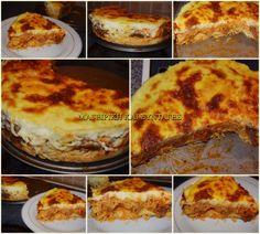 Μακαρόνια με κρέας και κρέμα στον φούρνο !!! ~ ΜΑΓΕΙΡΙΚΗ ΚΑΙ ΣΥΝΤΑΓΕΣ Food And Drink, Pizza, Cooking Recipes, Cooker Recipes, Recipies, Recipes