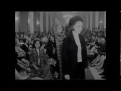 An old Afghanistan's Fashion Show 1960's (3:25 mins)