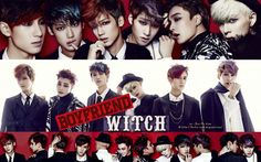 This is probably my favorite picture when they did Witch