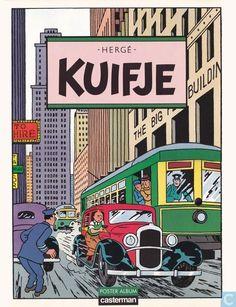Les Aventures de Tintin - Album Imaginaire - Kuifje