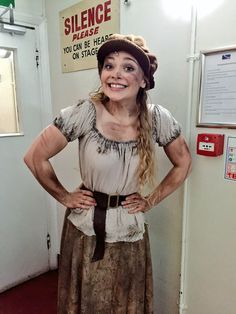 Carrie Hope Fletcher. The first actress to play young Eponine when she was little, then go on to play older Eponine as an adult