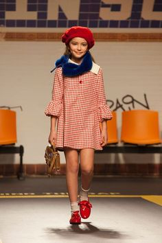 Childrens fashion from Spain during Pitti Bimbo 84 - April 27 2019 at Cute Kids Fashion, Teen Fashion, Spring Fashion, Fashion Outfits, Fashion Ideas, Fashion Quotes, Stylish Outfits, Kids Outfits, Russian Baby