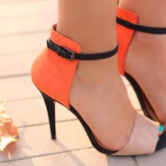 Zara Sandals! I think they would give me cankles though lol