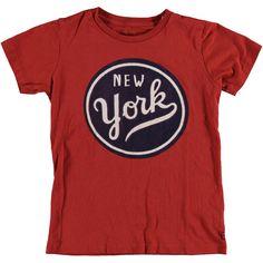 T-Shirt Keny | Bellerose | Daan en Lotje https://daanenlotje.com/kids/jongens/bellerose-t-shirt-keny-001498