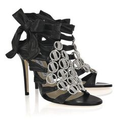 Jimmy Choo..YEP, they are $3,000 AUST  and are stunning in real life.