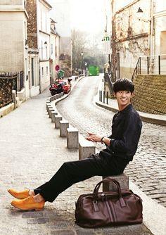 #kimsoohyun #marieclaire