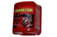 Firemasks save lives  http://www.amazon.com/Firemask-F-60-Buildings-Hospitals-Retirement/dp/B00AM3I8H2