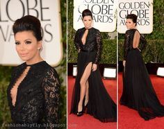 Fashionably Fly: Red Carpet Fashion: Golden Globes Looks III