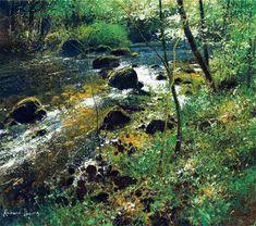 Art Gallery - Original Paintings Limited Edition Prints - Framing - Richard Thorn 43 X 38 CM