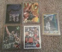 nice Lot of 5 Shaquille O'Neal Basketball Cards - Rookie Redemption & Inserts - For Sale View more at http://shipperscentral.com/wp/product/lot-of-5-shaquille-oneal-basketball-cards-rookie-redemption-inserts-for-sale-2/
