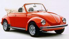 Volkswagon Super Beetles! <3 1979-1980