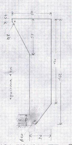 Plan de la dérive Edel 4