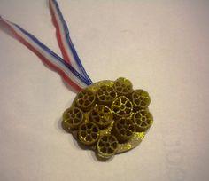 Macaroni Medals - cute