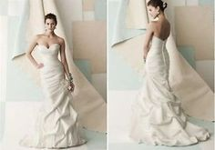 Size 6 Mikaella Wedding Dress