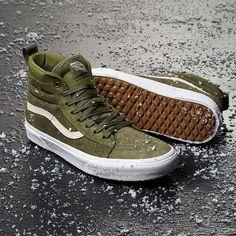 98d5419c8a7c28 SK8-Hi MTE  Sneakers Leather High Top Vans