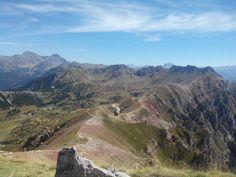 En haut du Morgon photo de Sophie Josselin Office de Tourisme de Châteauroux-Les-Alpes