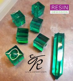 How to make resin crystals - Resin Obsession