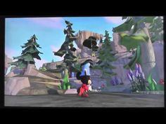 Disney Infinity Prebuilt Toy Box World: Dragon's Keep, Uncovered with Magic Band!