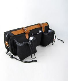 Take a look at this Black BuggyButler Organizer by Buggy Guard on #zulily today!
