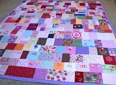 Don't just give away those cute baby clothes (and let's be real -if they're stained or damaged at all, even Goodwill just throws them in the dumpster!) - let me cut out the cute parts & turn them into a baby clothes quilt you will cherish forever! http://www.jellybeanquilts.com