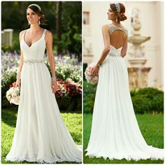 Wedding dress by Stella York - Style: #6018