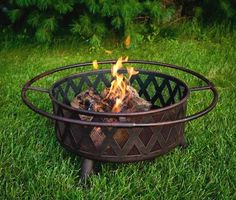 Firepit, for the outdoor patio
